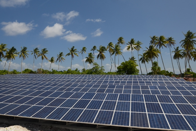An Island (Tokelau) Powered 100% By Solar Energy